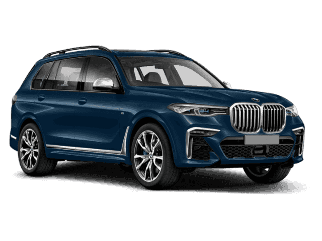 New 2020 BMW X7 M50i With Navigation & AWD