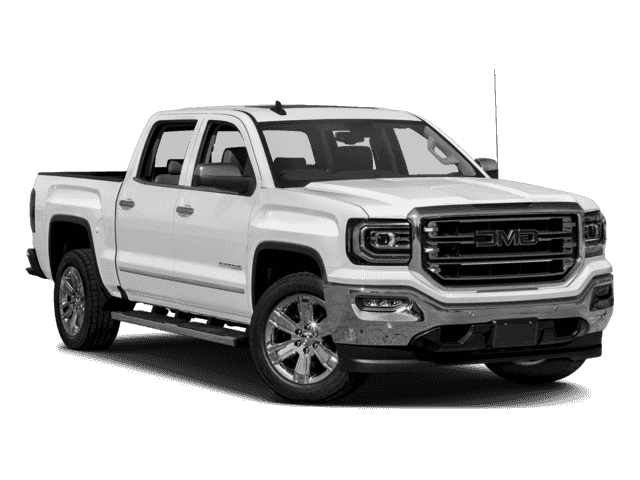 New 2018 GMC Sierra 1500 SLT - Cooled Seats - Heated Seats - $382.27 B/W