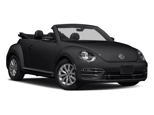 New 2018 Volkswagen The Beetle Convertible Trendline 2.0T 6sp at w/Tip Front Wheel Drive Convertible