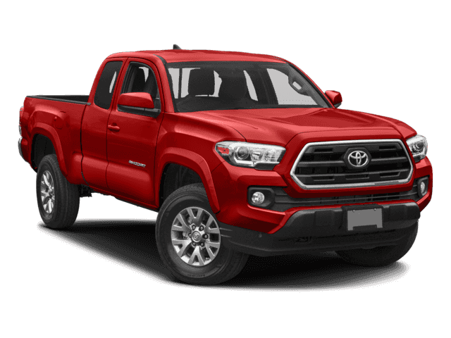 new 2017 toyota tacoma sr5 access cab 6 39 bed i4 4x4 at. Black Bedroom Furniture Sets. Home Design Ideas