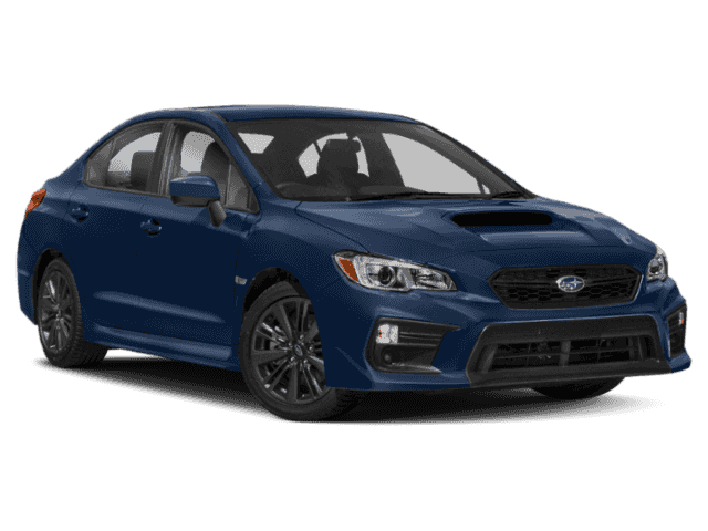 New 2020 Subaru WRX Base Model