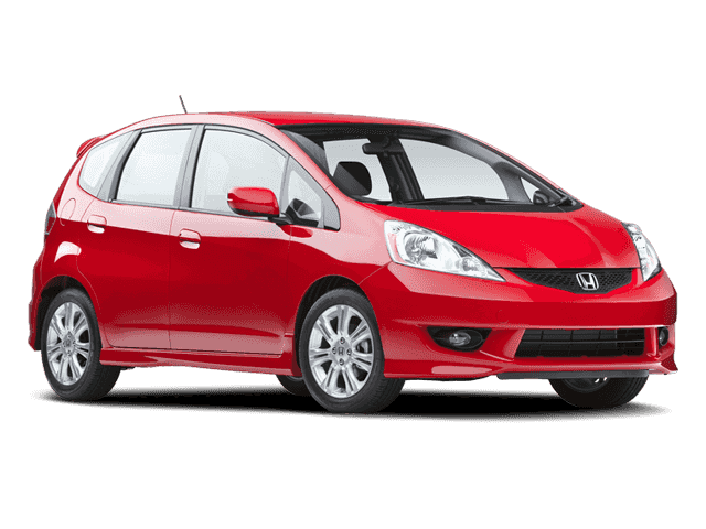 Pre-Owned 2009 Honda FIT Sport Hatc