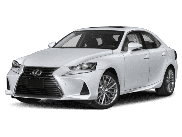 2019 Lexus IS 300 IS 300 F SPORT