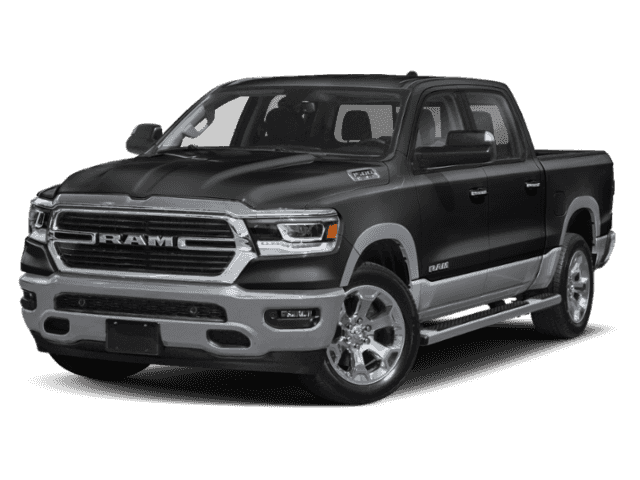 New 2019 RAM All-New 1500 RAM 1500 LARAMIE CREW CAB 4X4 (144.5 IN WB 5 FT 7 IN BOX)