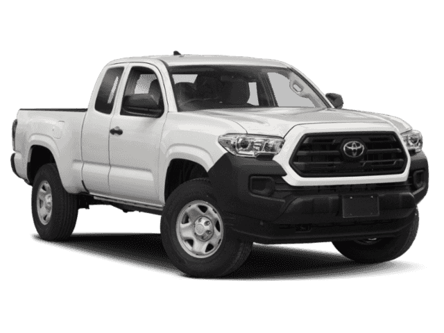New 2019 Toyota Tacoma SR Access Cab 6' Bed I4 AT (Natl)
