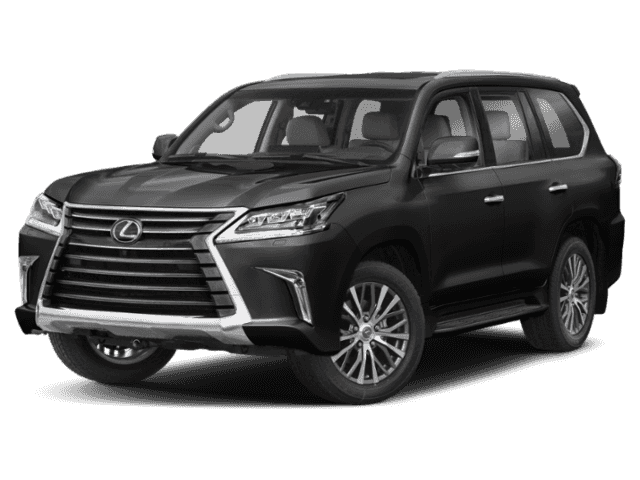 2019 Lexus LX 570 THREE-ROW LX 570 Three Row 4WD