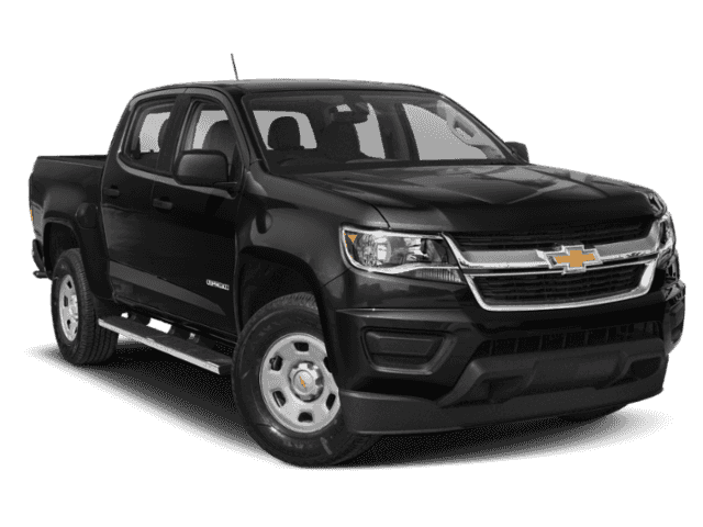 Chevy Colorado Crew Cab >> New 2019 Chevrolet Colorado 2wd Lt Crew Cab Pickup Short Bed In