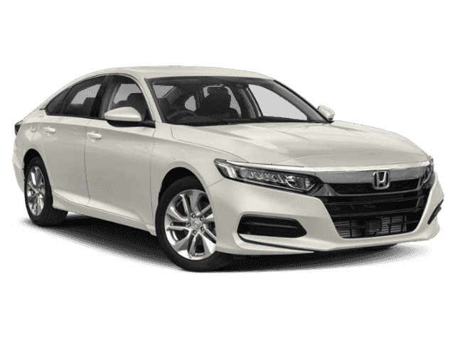 New 2019 Honda Accord Sedan LX CVT