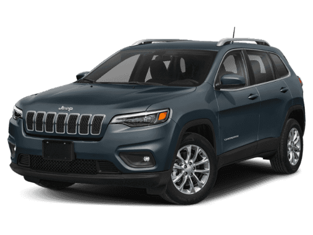 New 2019 JEEP Cherokee 4d SUV 4WD Latitude Plus 2.4L
