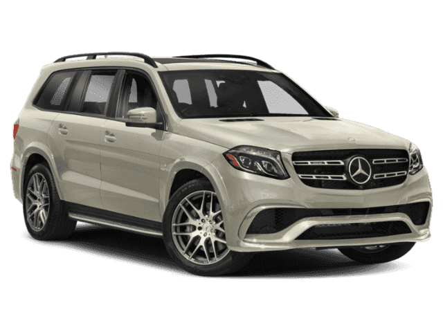 New 2019 Mercedes-Benz GLS GLS63 AMG