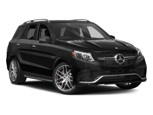 New 2017 Mercedes-Benz GLE 63 AMG® SUV