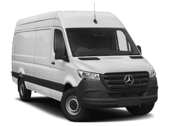 New 2020 Mercedes-Benz Sprinter Cargo Van 2500 High Roof V6 170 RWD