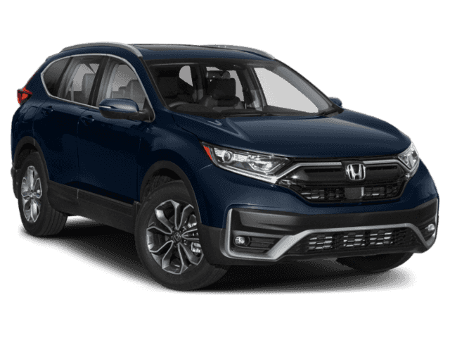 New 2020 Honda CR-V EX-L All Wheel Drive Crossover