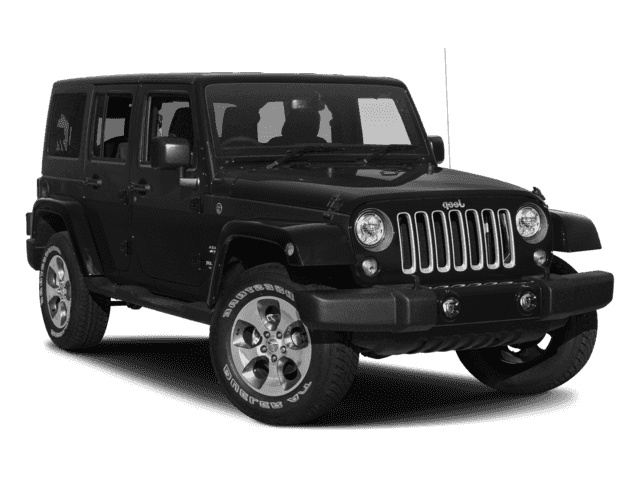 NEW 2018 JEEP WRANGLER JK UNLIMITED ALTITUDE 4X4