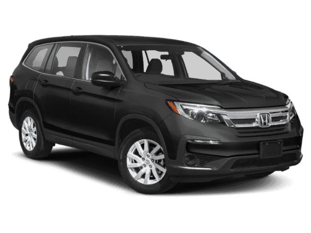 New 2020 Honda Pilot LX AWD