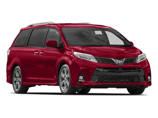 New 2018 TOYOTA Sienna LE 3.5L (8 Psgr) Front Wheel Drive SV