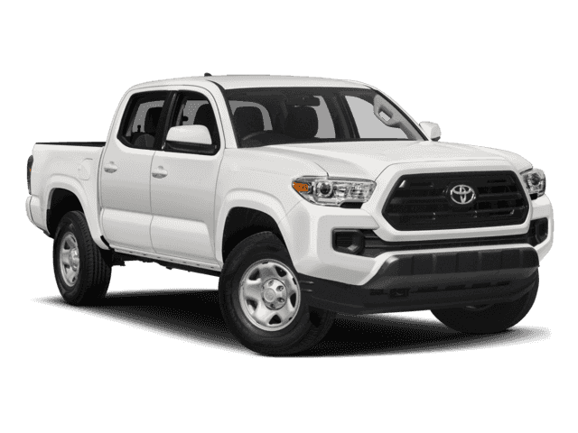 New 2018 Toyota Ta a SR 4D Double Cab in Hoover