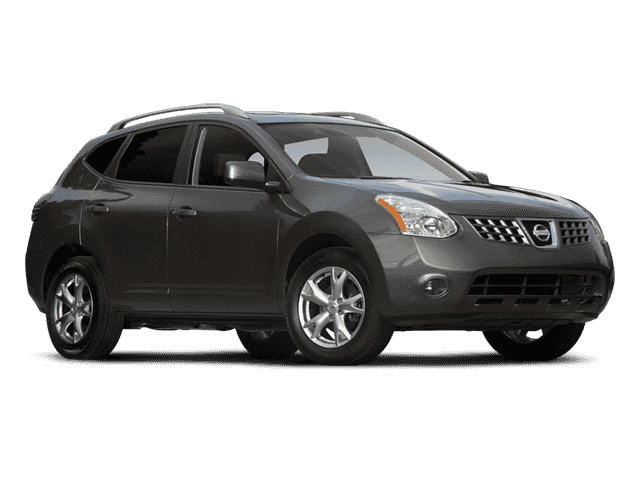 Pre-Owned 2008 NISSAN ROGUE S Sport Ut