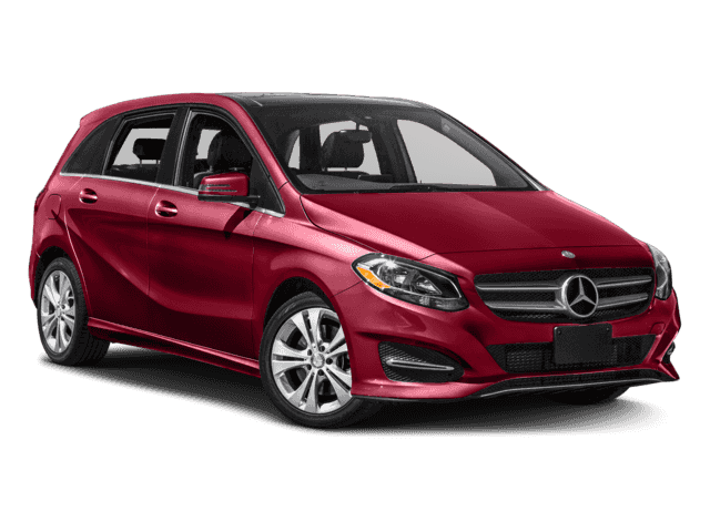 New 2017 Mercedes-Benz B250 4MATIC Sports Tourer