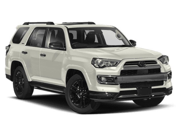New 2020 Toyota 4Runner Nightshade Special Editio