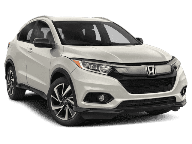 New 2019 Honda HR-V Sport 1.8