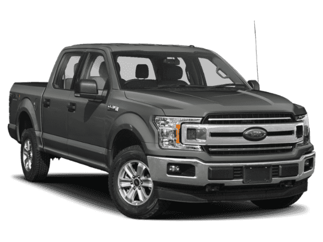 New 2020 Ford F-150 XLT 4WD SUPERCREW 5.5' BO