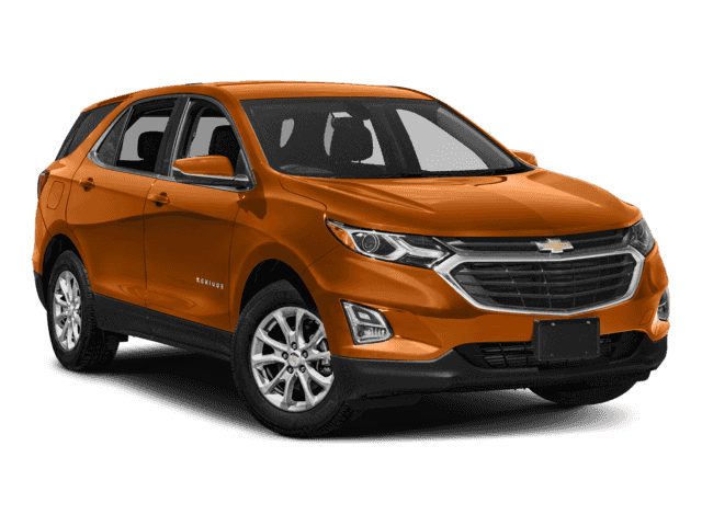 New 2018 Chevrolet Equinox Awd 4dr Lt AWD