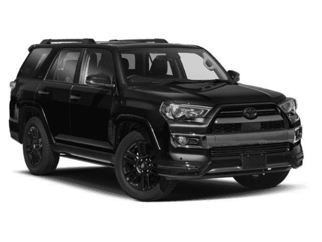 New 2020 Toyota 4Runner Nightshade 4WD Sport Utility