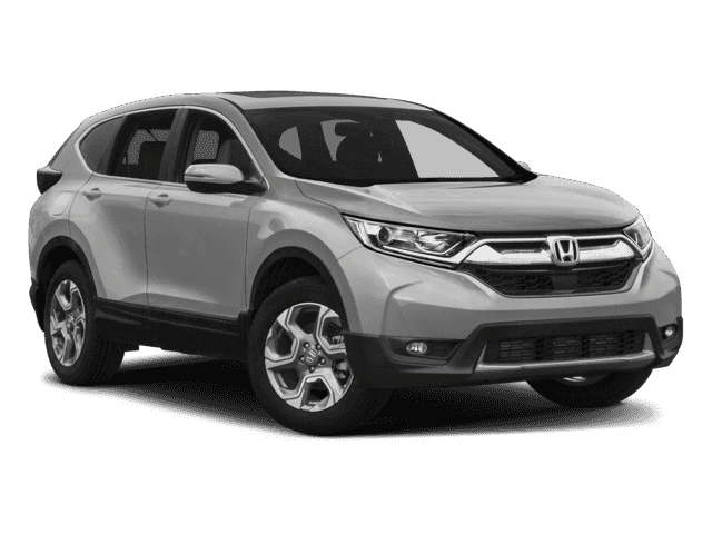 New 2017 Honda CR-V EX-L w/Navi AWD