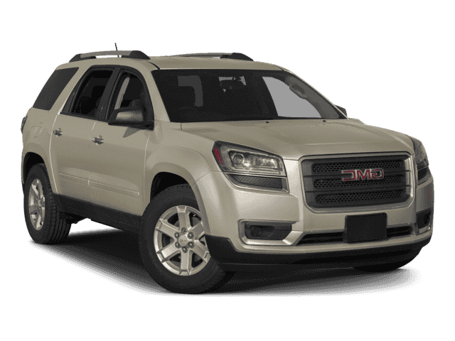 Certified Pre-Owned 2015 GMC Acadia SLE-1 FWD 4D Sport Utility