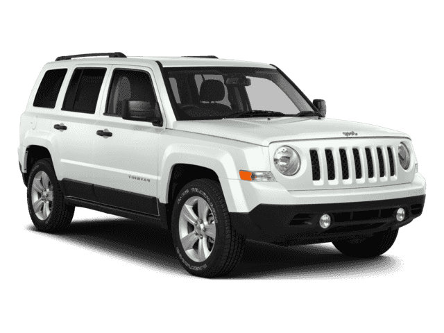 White Jeep Patriot >> Used 2016 Jeep Patriot Latitude 4d Sport Utility In Miami T6874a