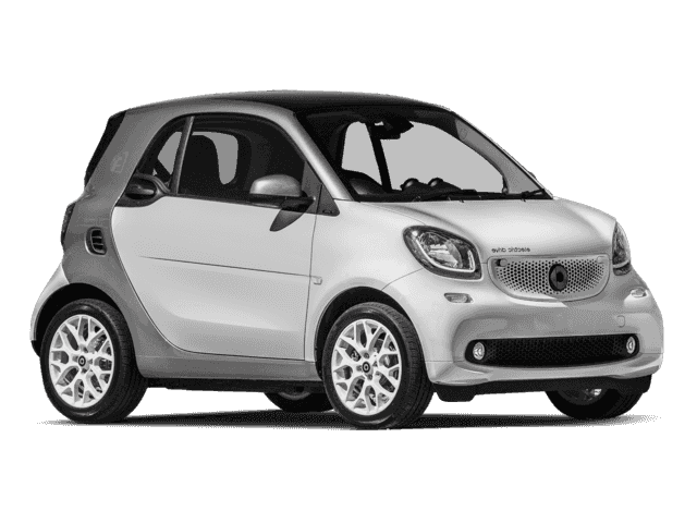 New 2018 Smart Fortwo Electric Drive Eq Coupe