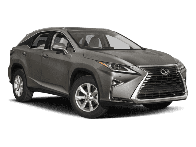 Pre-Owned 2017 Lexus RX 350 With Navigation & AWD