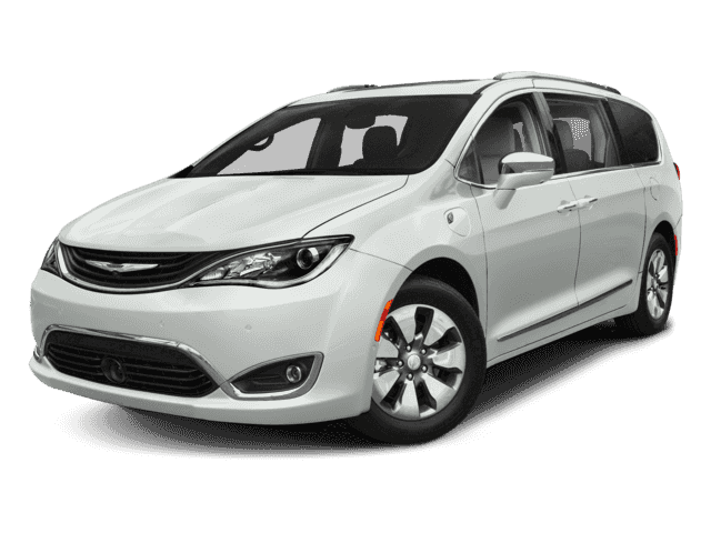 New 2018 CHRYSLER Pacifica Hybrid 4d Wagon Touring Plus