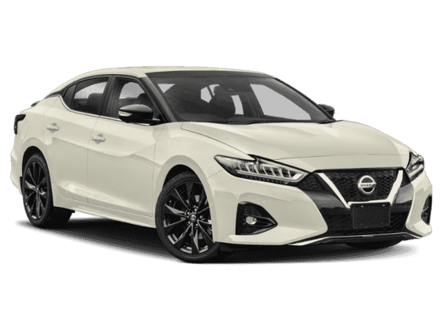 New 2020 Nissan Maxima SR FWD 4D Sedan