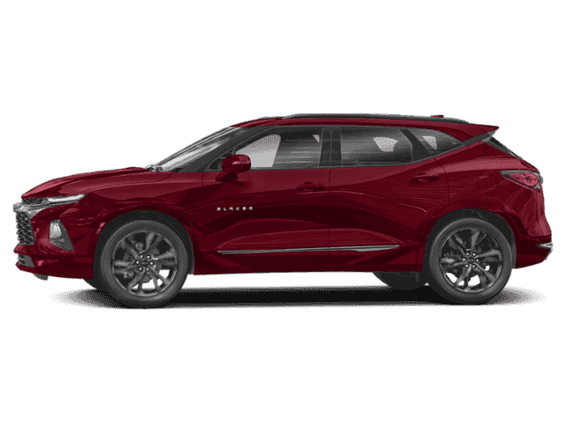 New 2019 Chevrolet Blazer Rs 4d Sport Utility In Flint 9 920