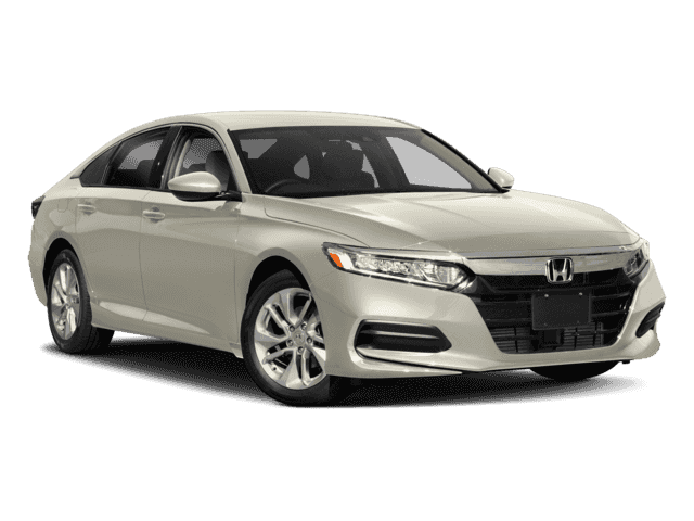 New 2018 Honda Accord LX FWD Sedan