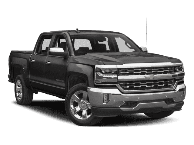 New 2018 Chevrolet Silverado 1500 2lz