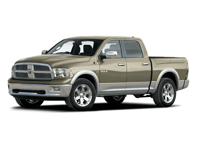 Pre-Owned 2009 Dodge Ram 1500 Laramie 4WD