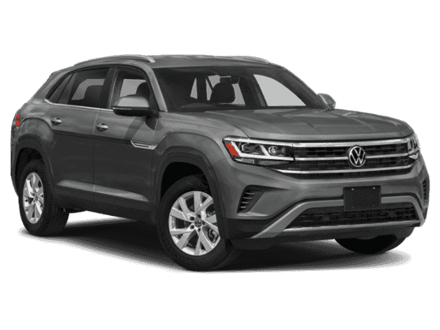 2020 Volkswagen Atlas Cross Sport V6 SEL Premium with 4MOTION®