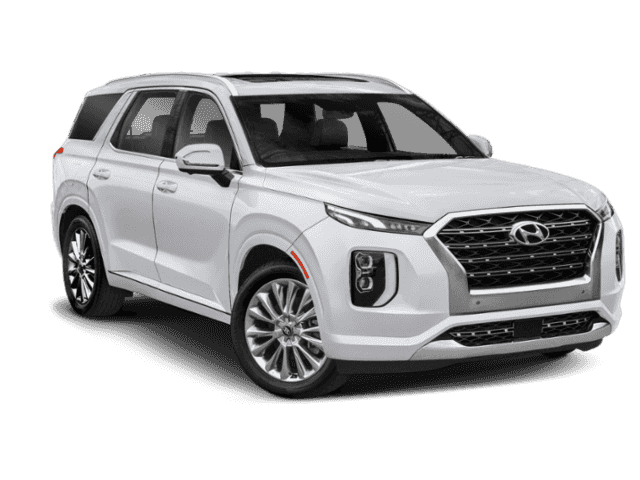 2020 Hyundai Palisade Limited 4dr All-wheel Drive