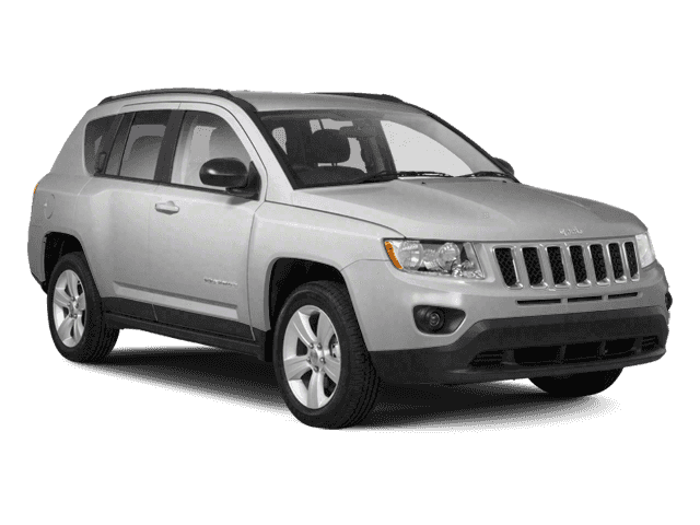 Pre-Owned 2012 Jeep Compass Sport 4WD