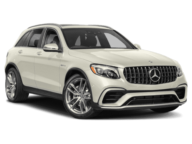 New 2019 Mercedes-Benz GLC63 AMG
