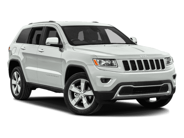 NEW 2016 JEEP GRAND CHEROKEE LIMITED 4WD