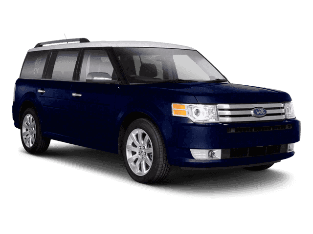 Pre-Owned 2010 FORD FLEX SE Sport U