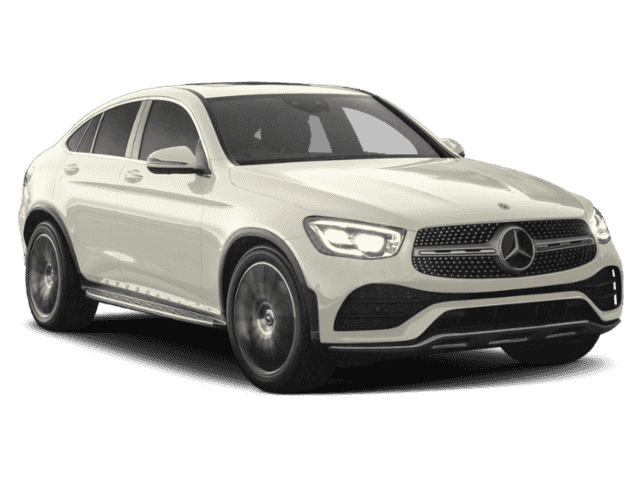 New 2020 Mercedes Benz Glc 300 Coupe Awd 4matic