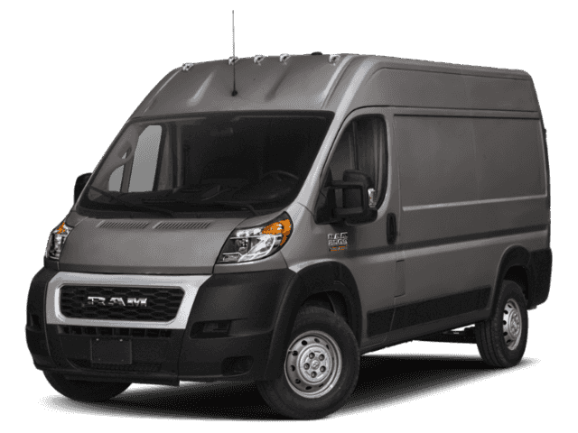 New 2019 Ram ProMaster 159 WB High Roof Cargo