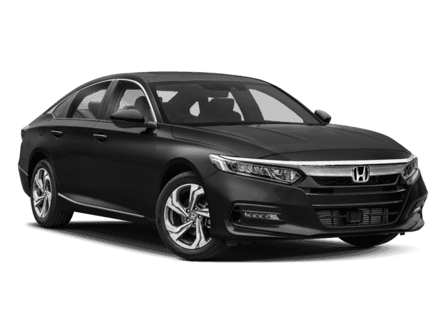 New 2018 Honda Accord EX-L With Navigation