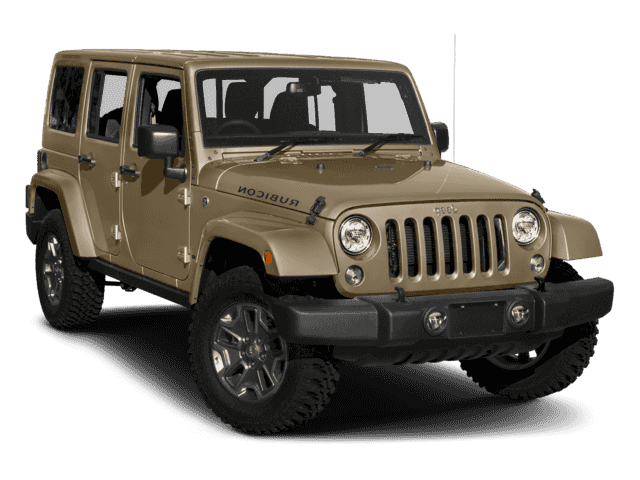 NEW 2018 JEEP WRANGLER JK UNLIMITED RUBICON 4X4