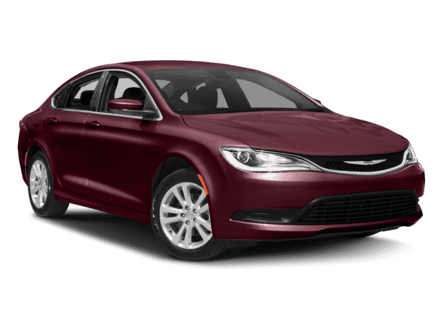 New Chrysler 200 LX